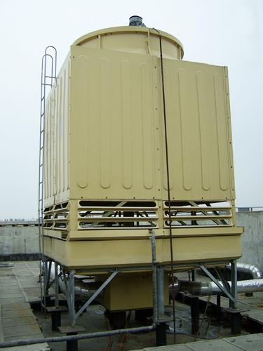 方型冷却塔